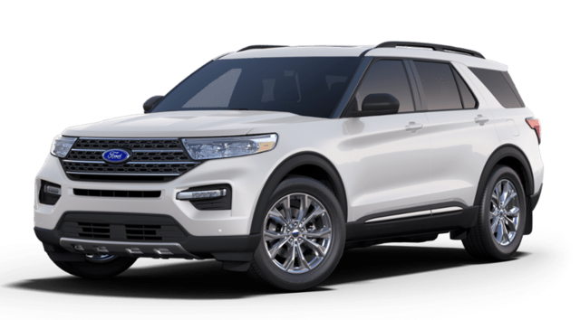 New 2020 Ford Explorer XLT SUV EcoBoost I4 GTDi DOHC Turbocharged VCT AWD for sale/lease in Carey, OH